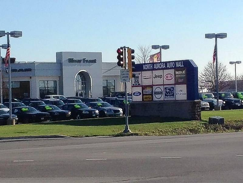 North Aurora Car Dealership Seeks 1 Million In Sales Tax Aid