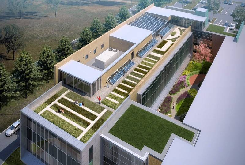 $28 Million Stevenson Addition Aims To 'reinvent' The