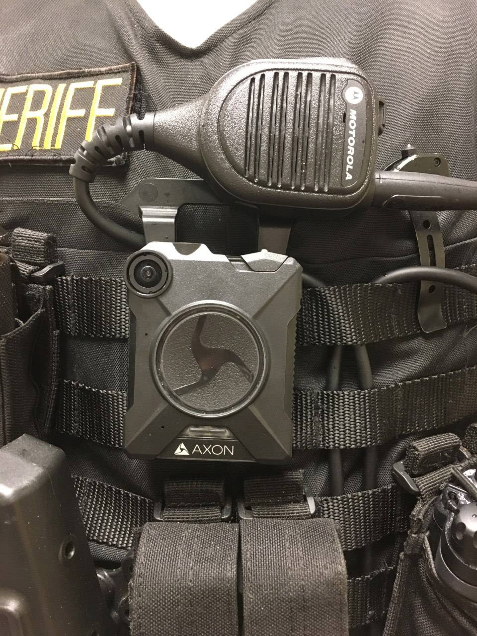 Lake County Sheriff's Office rolls out body camera program