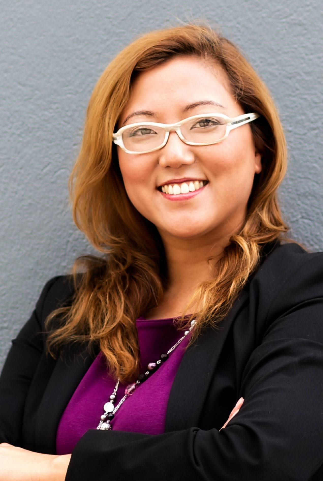 Former mayoral candidate Holly Kim of Mundelein has landed a job with Vernon Township.