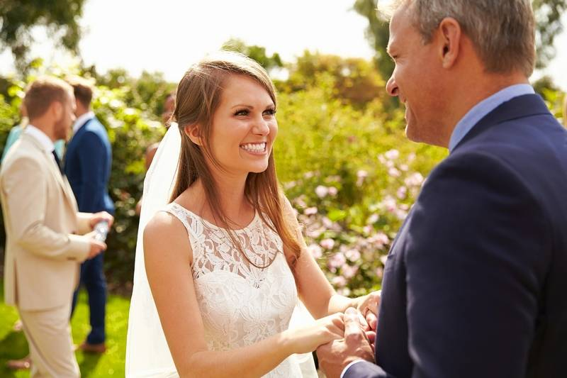 Who Pays For A Wedding? It's Still Mostly The Parents Of