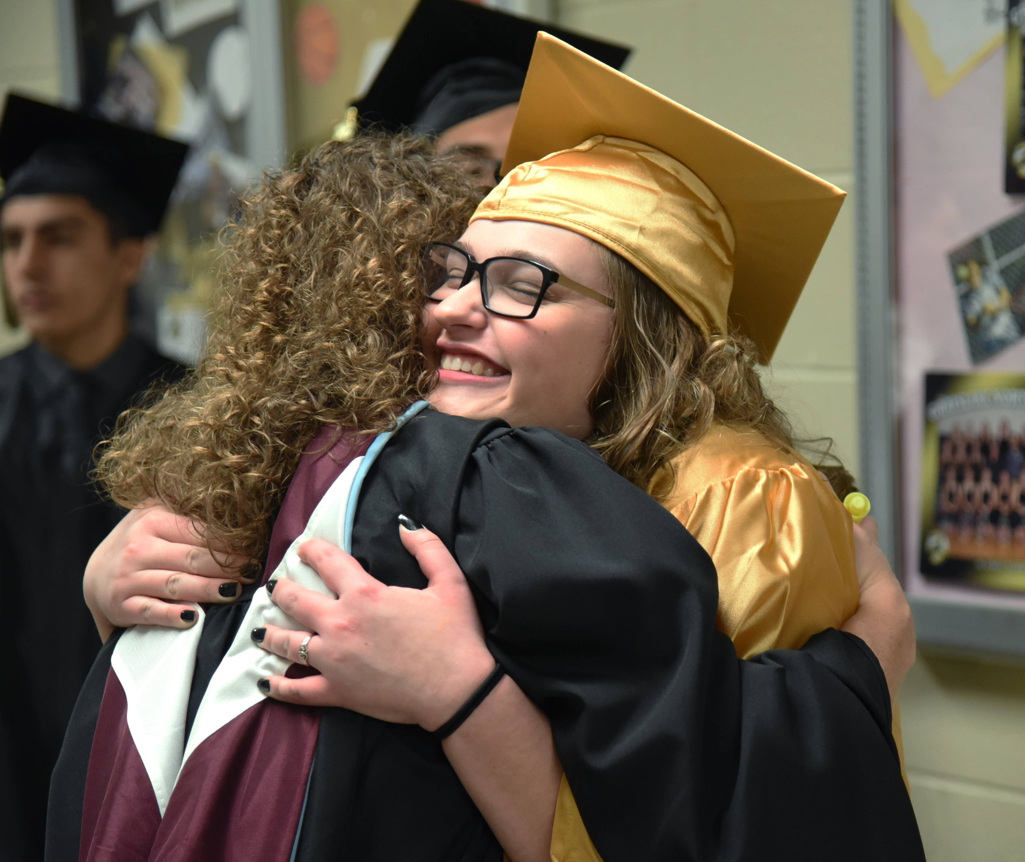 Images: Grayslake North High School graduation