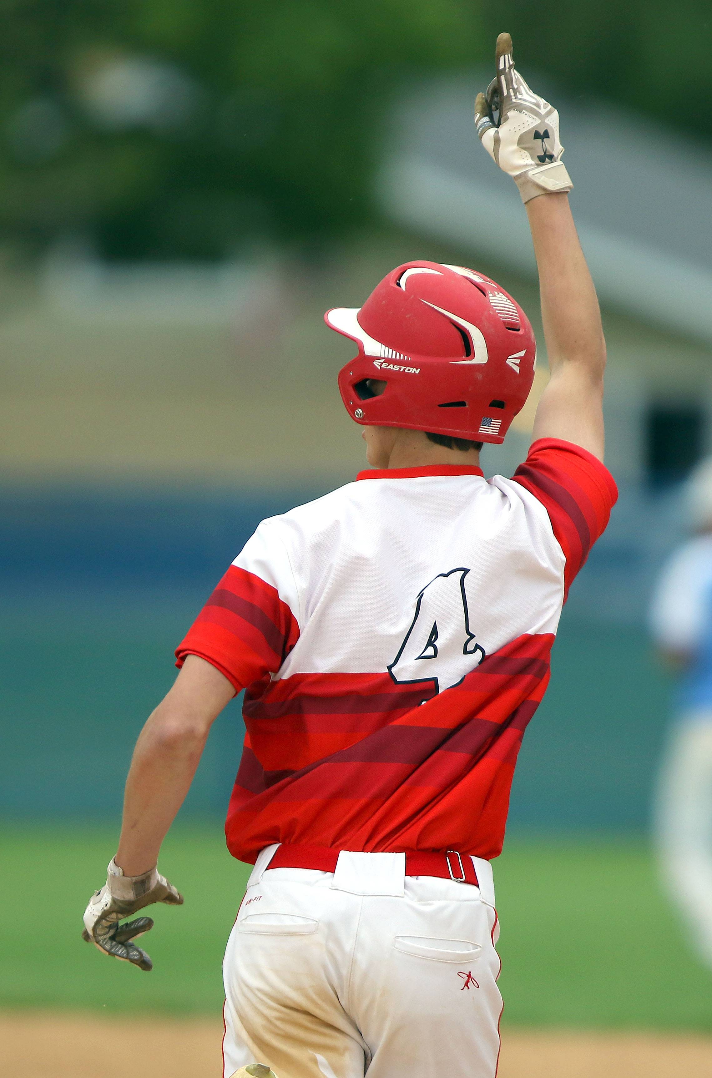 Baseball: Barrington tops Prospect for MSL title