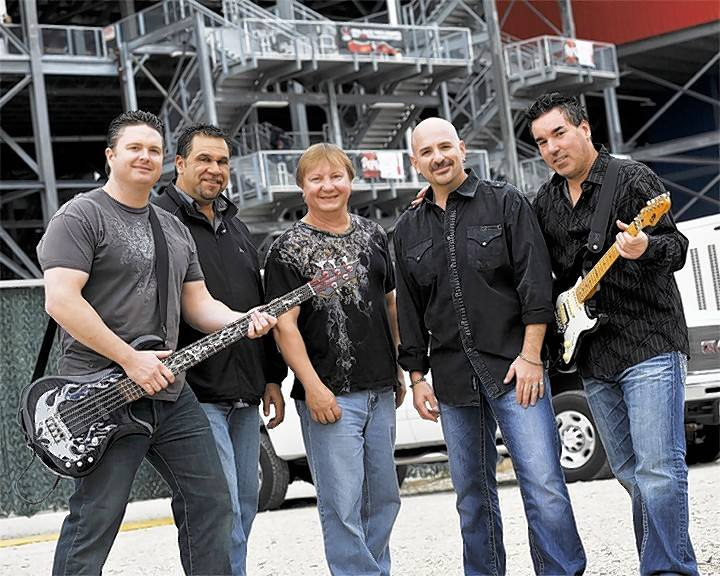 Hi Infidelity will kick off the Geneva Commons summer concert series Sunday, June 4. The concerts are free and run Wednesdays and Sundays through June 28.