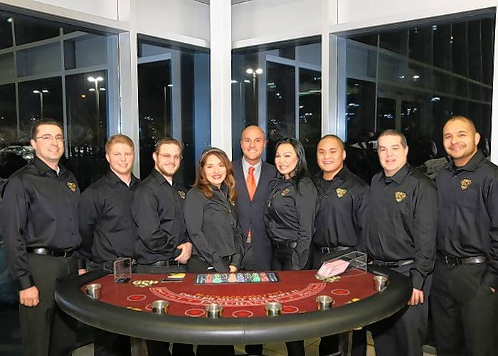 A casino party is a great way to show gratitude toward conference attendees. Additionally, companies can show appreciation for their employees by bringing in a casino party onsite or to the company picnic.