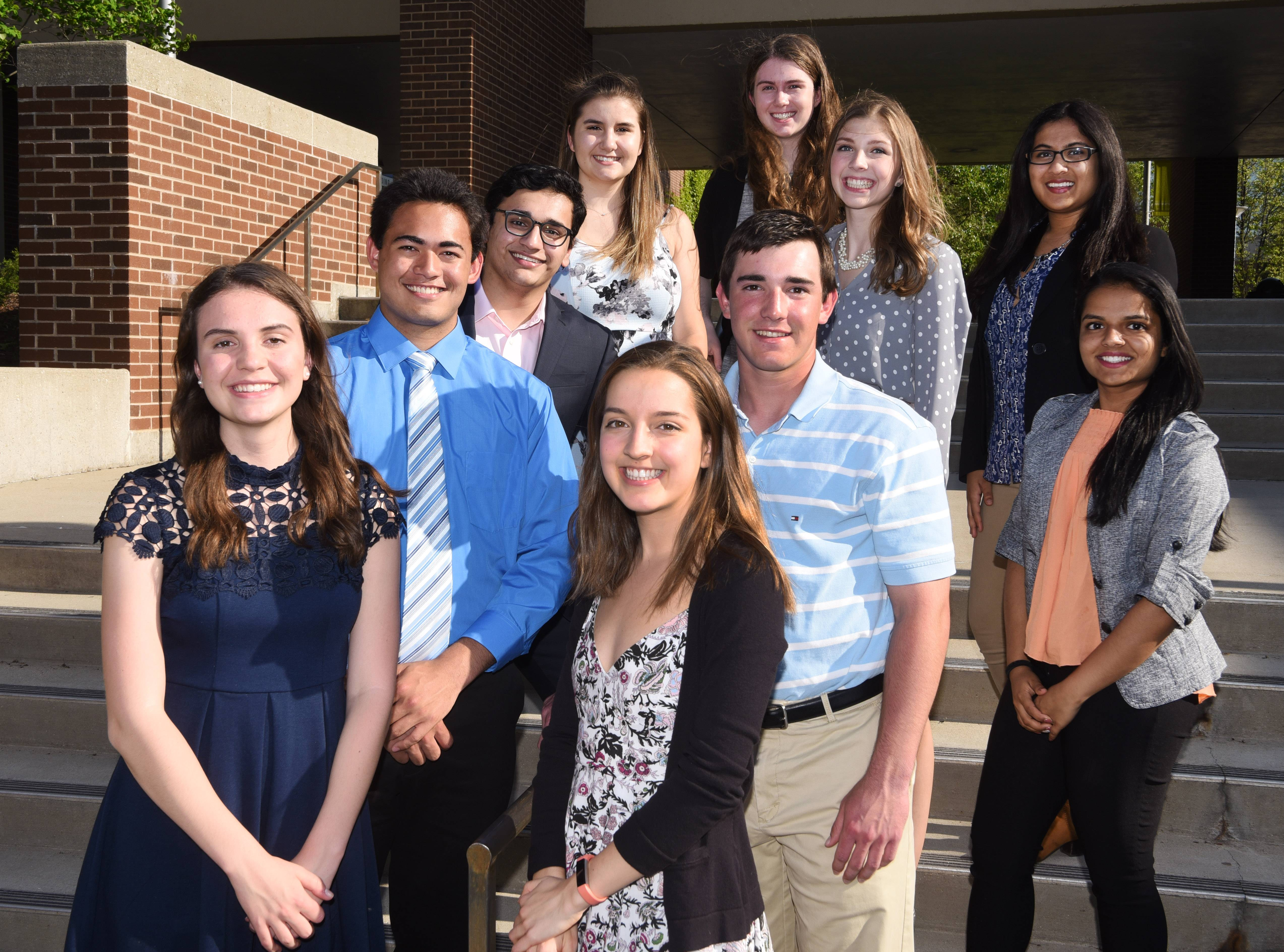 Meet the Daily Herald 2016-17 Academic Team -- our best and brightest