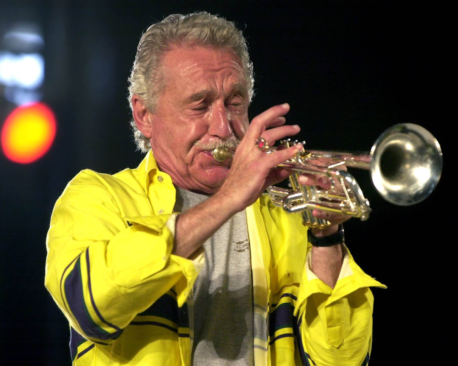 Doc Severinsen to perform at Elmhurst jazz concert