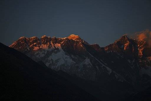 The tragedy of Everest's normal: 10 dead this season, so far