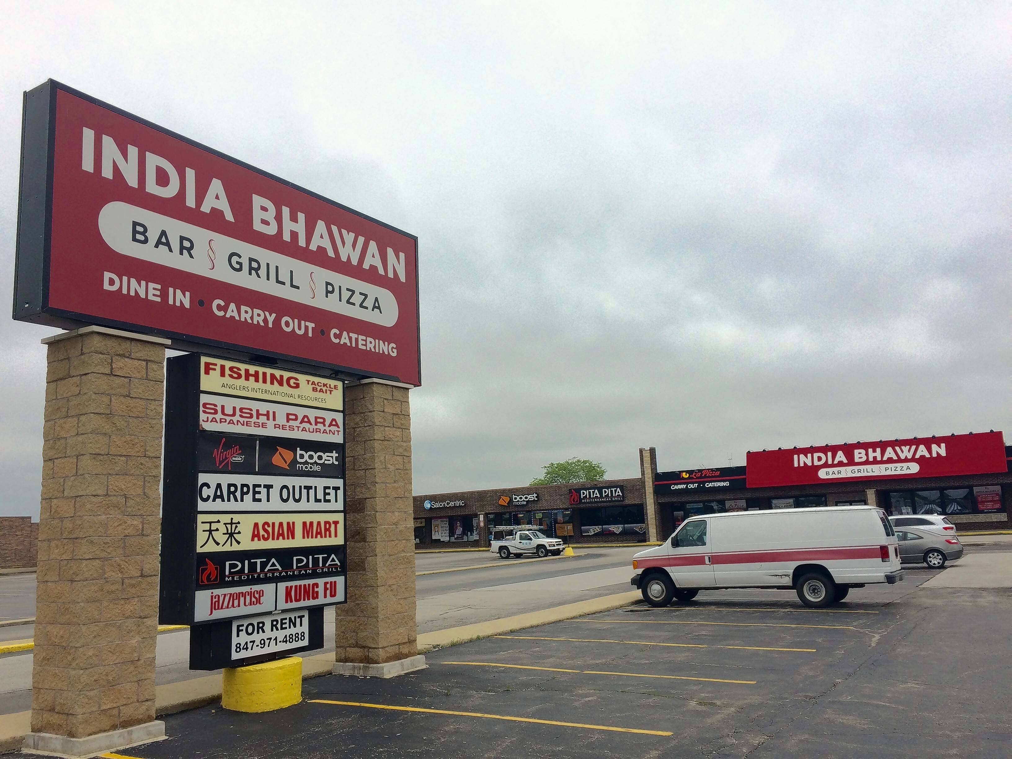 Palatine has allowed the India Bhawan restaurant on Dundee Road to temporarily reopen after submitting a plan to village government addressing alleged code violations over food safety and other issues.