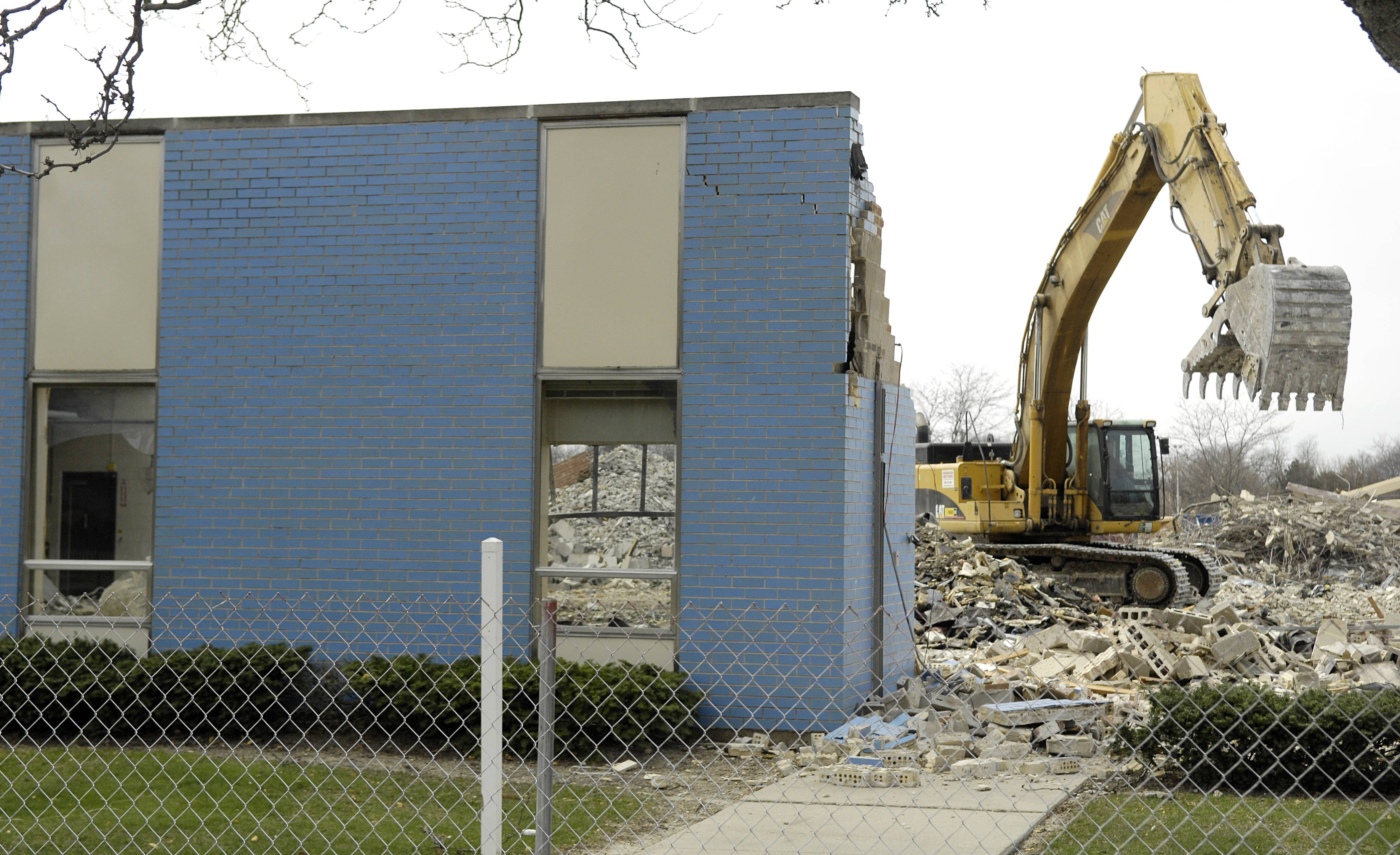 The demolition of the former Siemens-Furnas factory at McKee Street and Van Nortwick Avenue was in 2009. The final phase of remediating pollutants on the site is due to start in June.