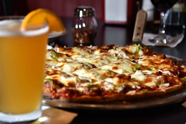 homemade tavern style pies a hit at sal s pizza place in huntley