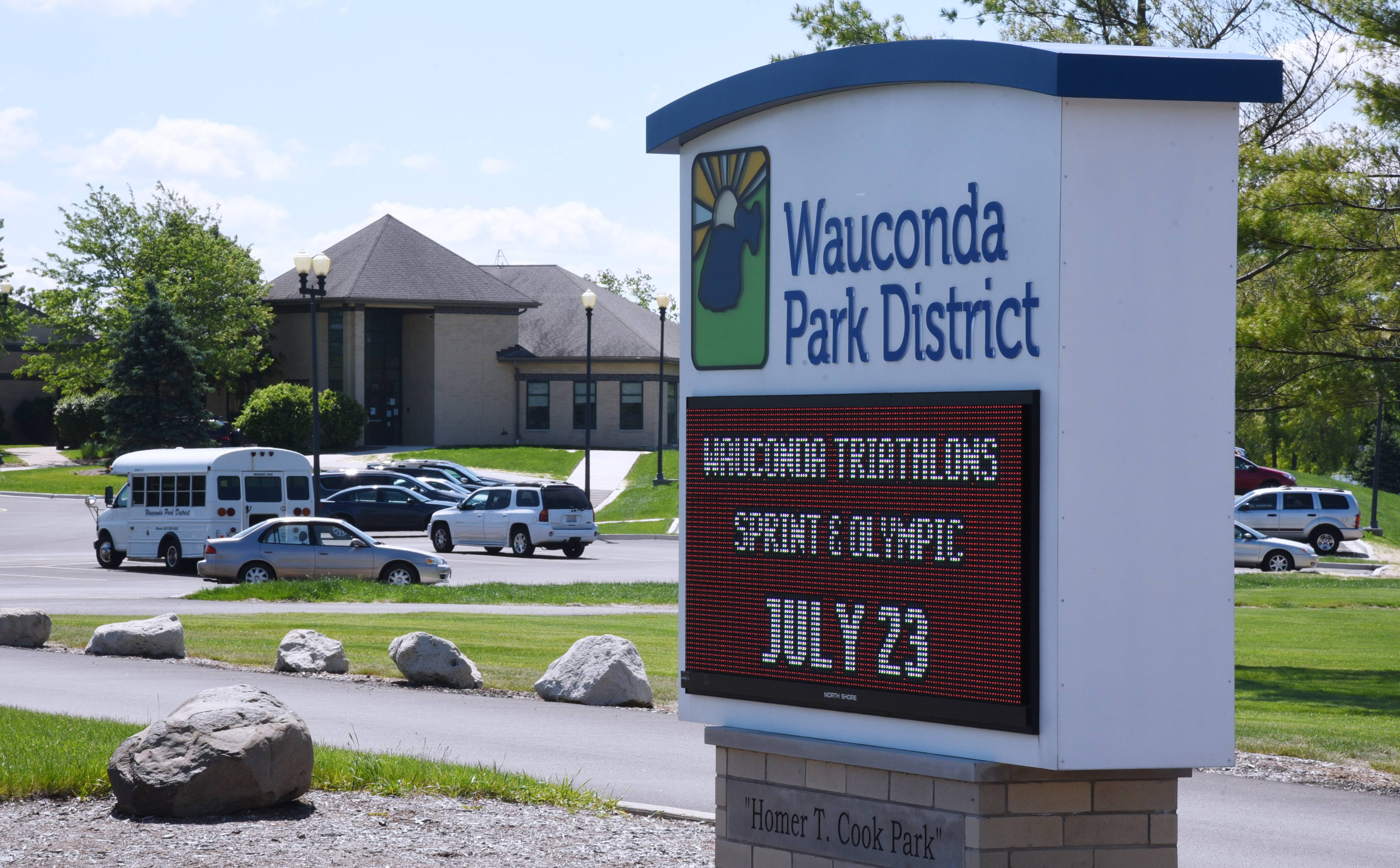 Wauconda's inaugural Down Hill Car Challenge was set for Saturday, but it's been postponed until September because a lack of participants. Wauconda Park District officials say they will use the three extra months to line up more racers.