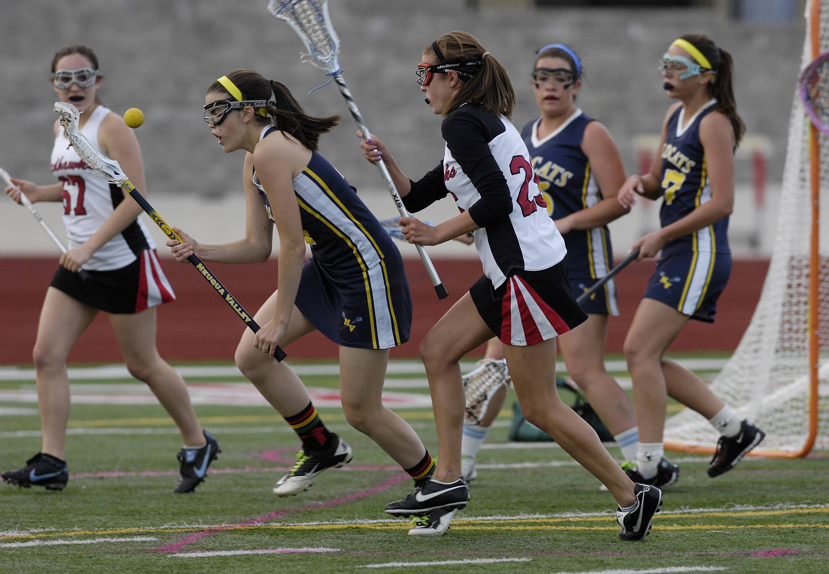 Coaches push for girls' lacrosse programs at U-46 high schools