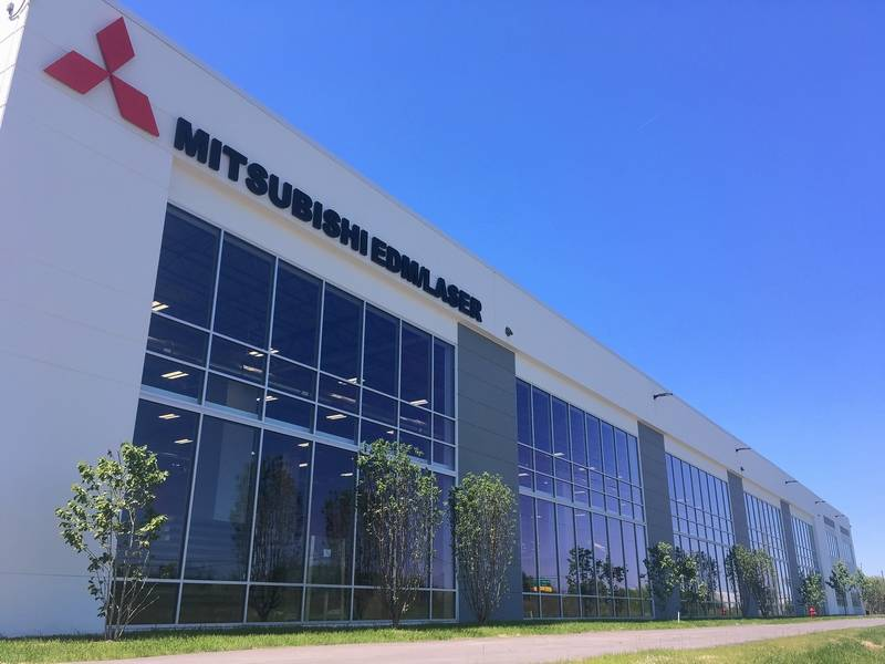 Mitsubishi subsidiary MC Machinery Systems opens its corporate headquarters  in Elk Grove Village, with a