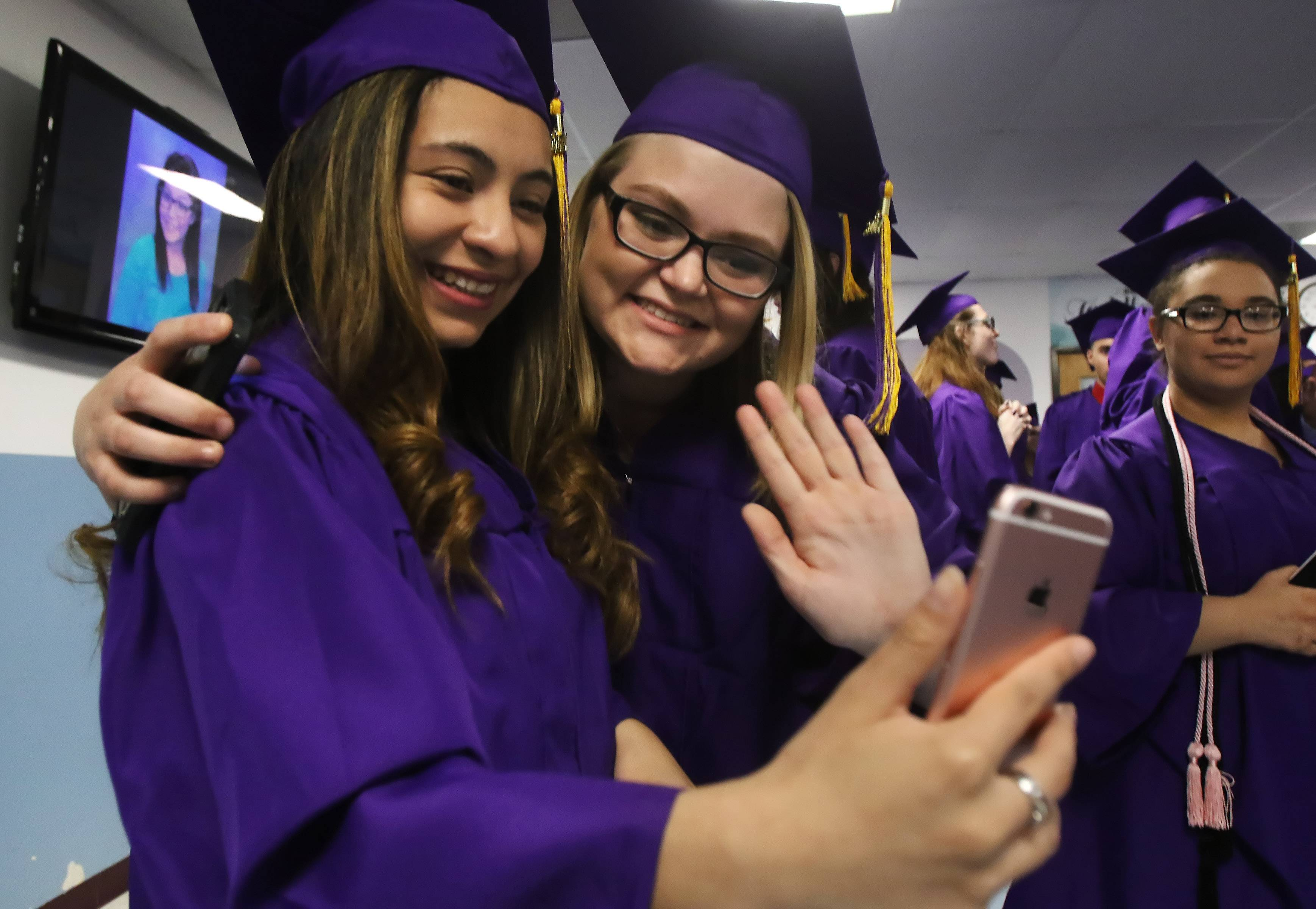 Wauconda High graduation ceremony likely to stay at church