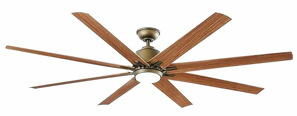 these ceiling fans don't just keep you cool -- they look cool, too
