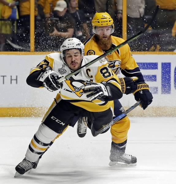 rozner nhl wants you rooting for penguins sidney crosby