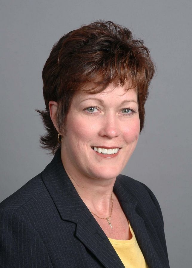 McHenry County Clerk Mary McClellan