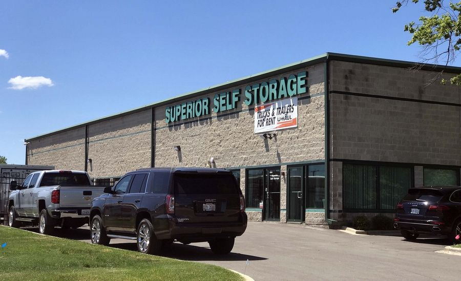 East Dundee officials agreed to release a $33,167 matching grant to help fund improvements made to Superior Self Storage at 888 Richardson Road.