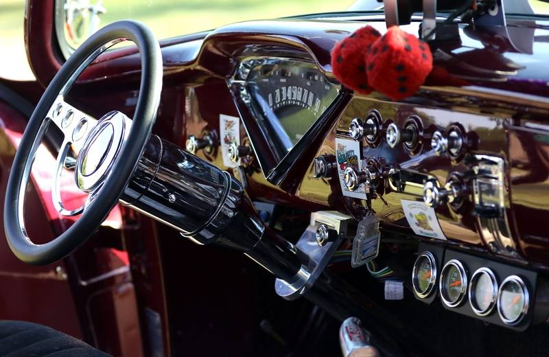 Vintage Car Show Accompanies Weekly Summer Concerts In The Park