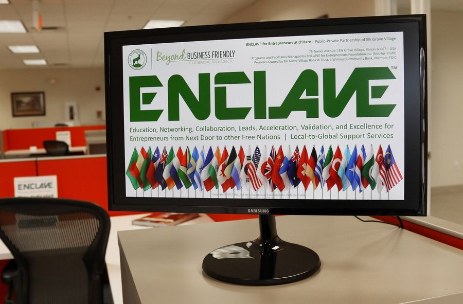 Enclave for Entrepreneurs teaches people how to be business owners.