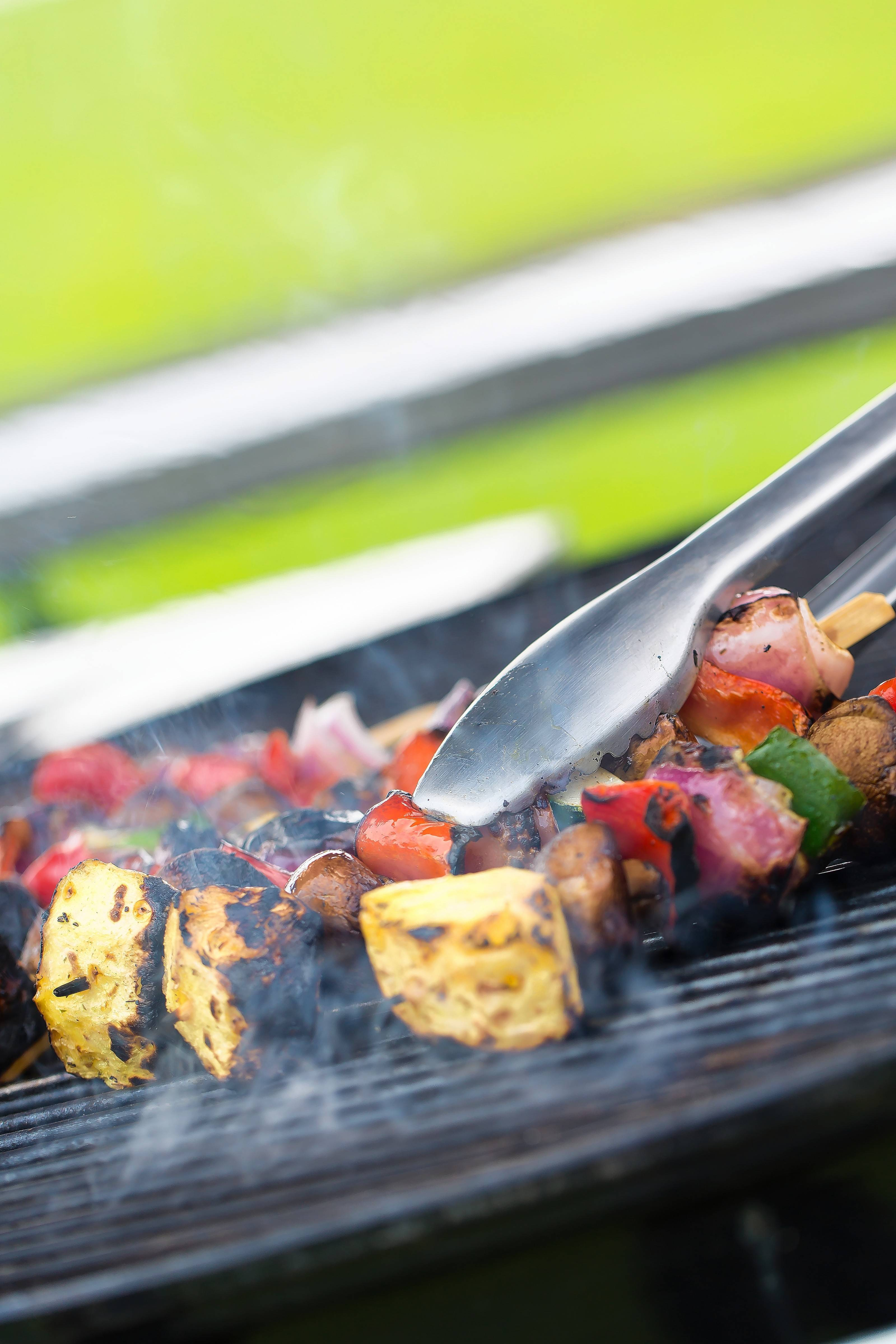 The right grill and grilling accessories can make your party a big hit.