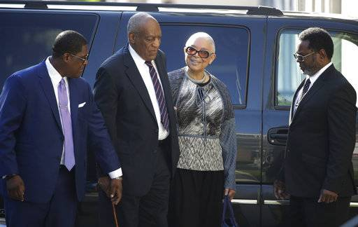 the story of a wife and a husband and the montgomery courthouse Bill cosby arrives for his sexual assault trial with his wife camille cosby, right, at the montgomery county courthouse in norristown, pa, monday, june 12, 2017.