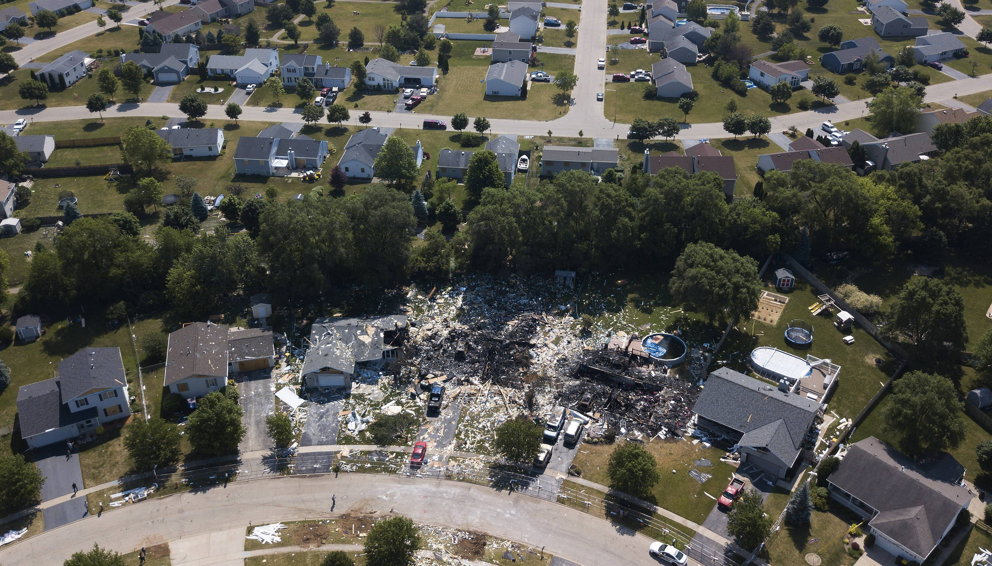 Editorial: Marengo explosion victims need help at a 'surreal' time