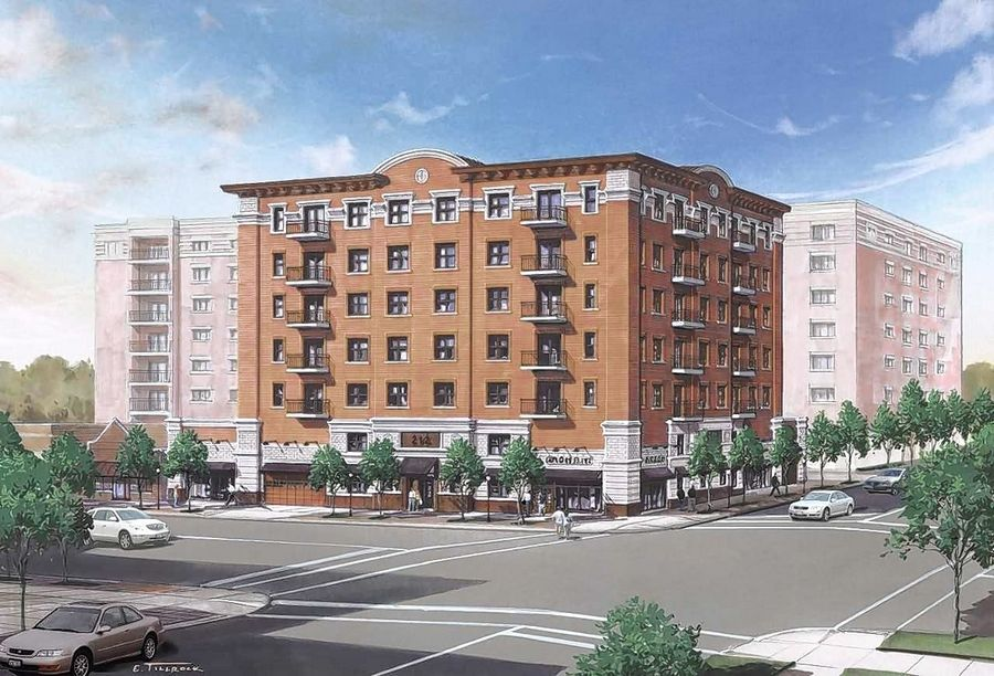 Arlington Heights housing, retail project to be done early