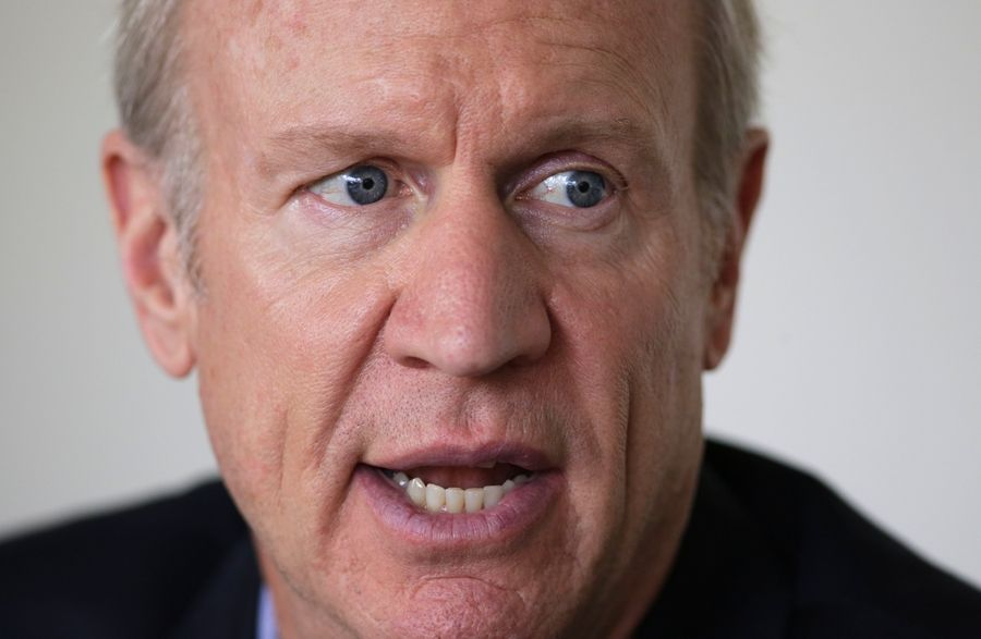 Republican Illinois Gov. Bruce Rauner called lawmakers back into session to try to pass a budget, something they have not done since 2014.