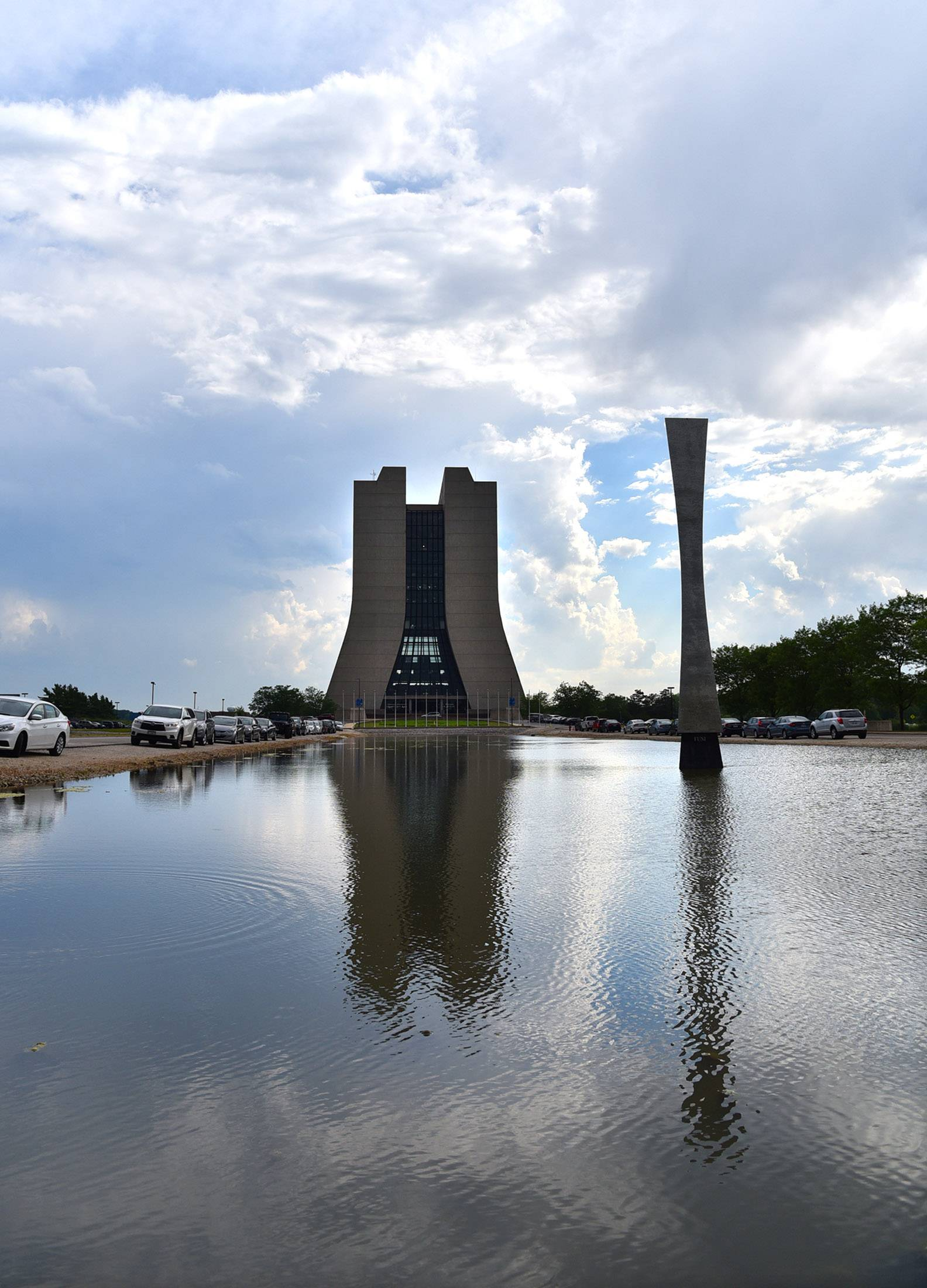 Fermilab turns 50: Looking back, but only to reach forward