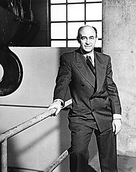 Fermilab's namesake, Nobel Prize winner Enrico Fermi, created the first nuclear reactor.