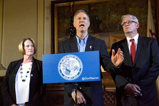 Rauner calls special session on state budget