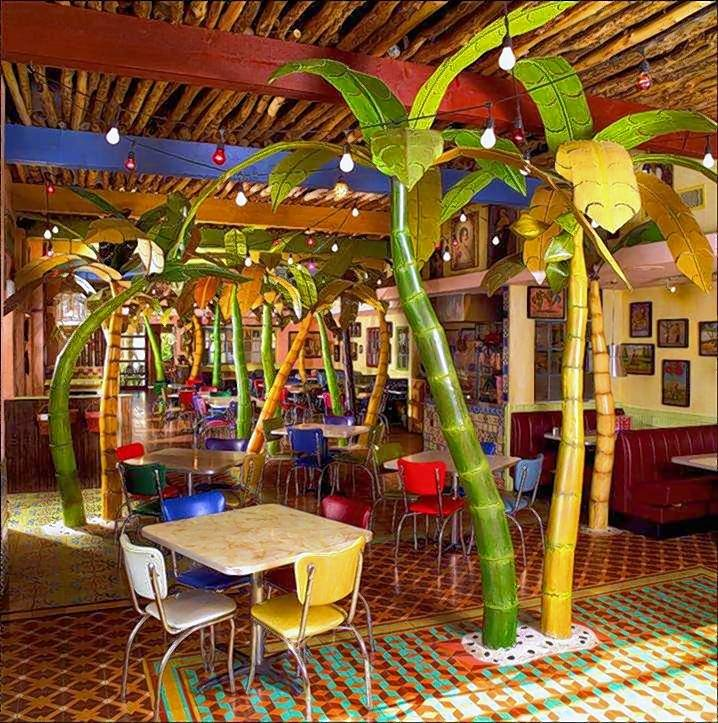 Courtesy of Chuy's Tex-MexThe interior of each Chuy's Tex-Mex restaurant is vibrant and varied, so the chain's restaurants in Warrenville, set to open July 25; Schaumburg, set to launch in October; and Orland Park, expected to open early next year, all will look different.