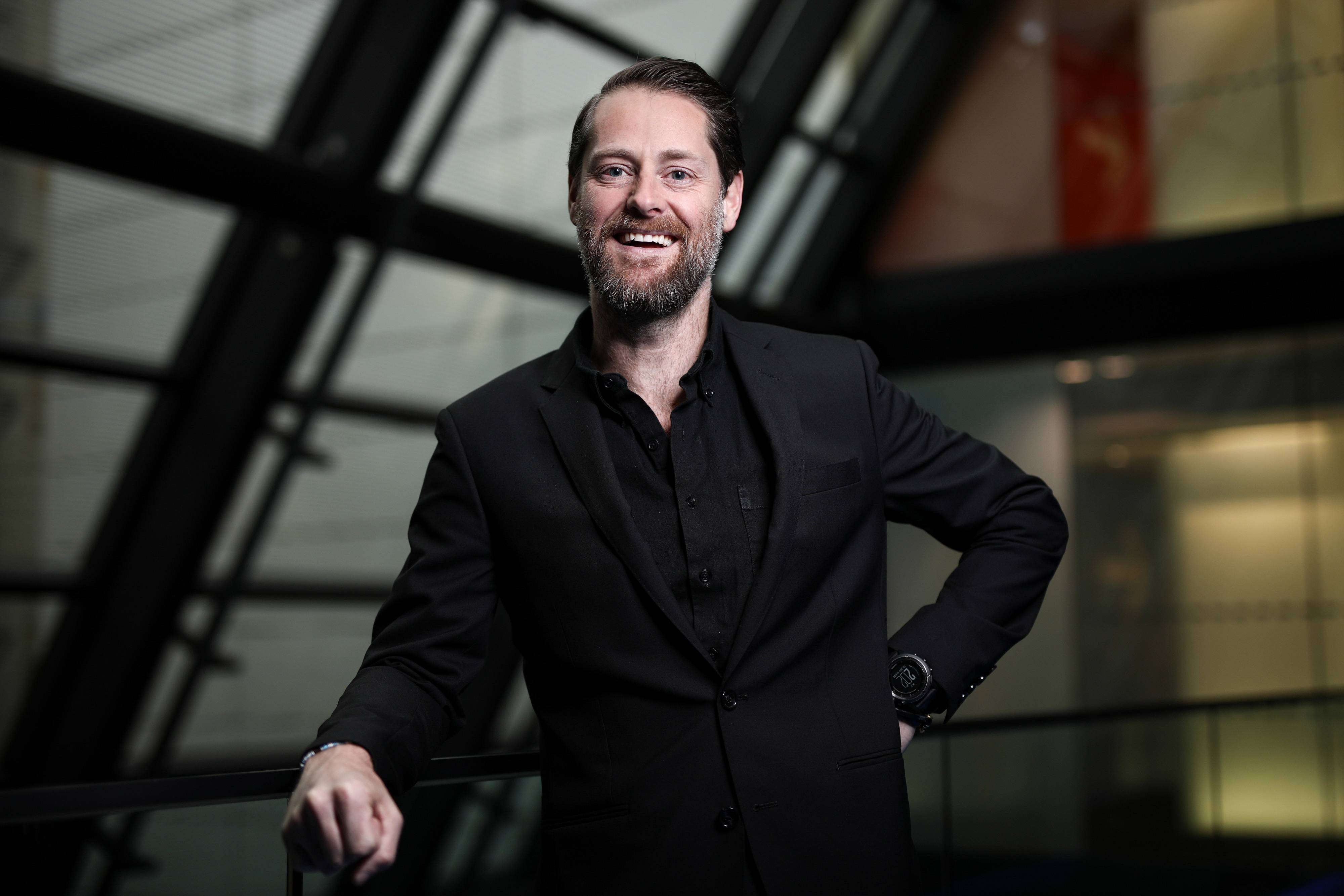 Ryan Holmes is chief executive officer of Canada's Hootsuite Media Inc., which builds software that manages corporate customers' social media.