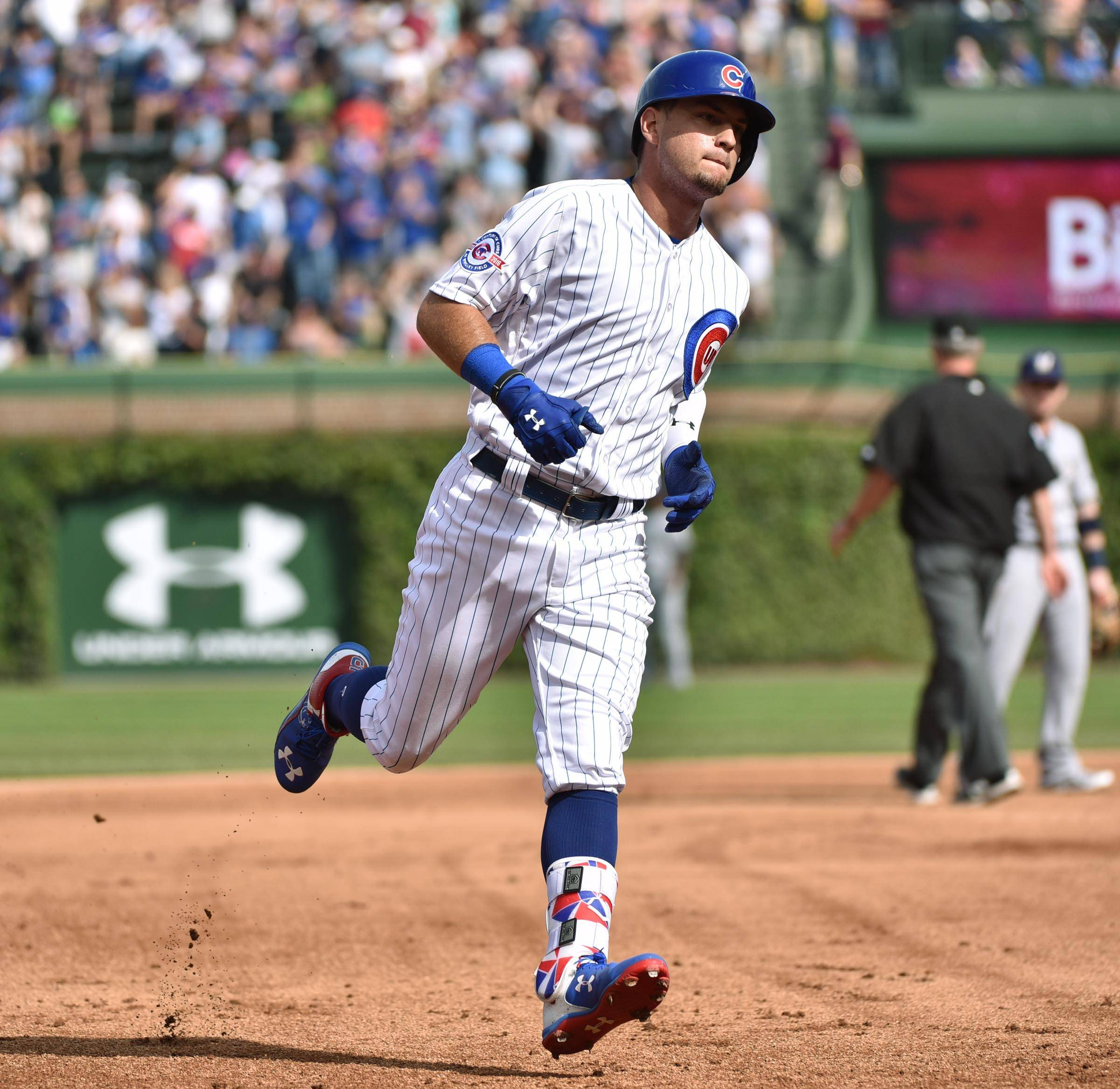 The Chicago Cubs drafted Albert Almora Jr. with the sixth overall pick in the 2012 MLB draft. Almora Jr. is one of the last five first round picks by the Cubs to already be making an impact on the main roster.