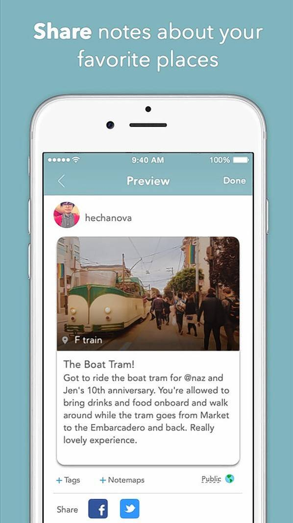 Findery can be your guide to adventures big and small. The app excels in highlighting points of interest in many cities, thanks to its community.