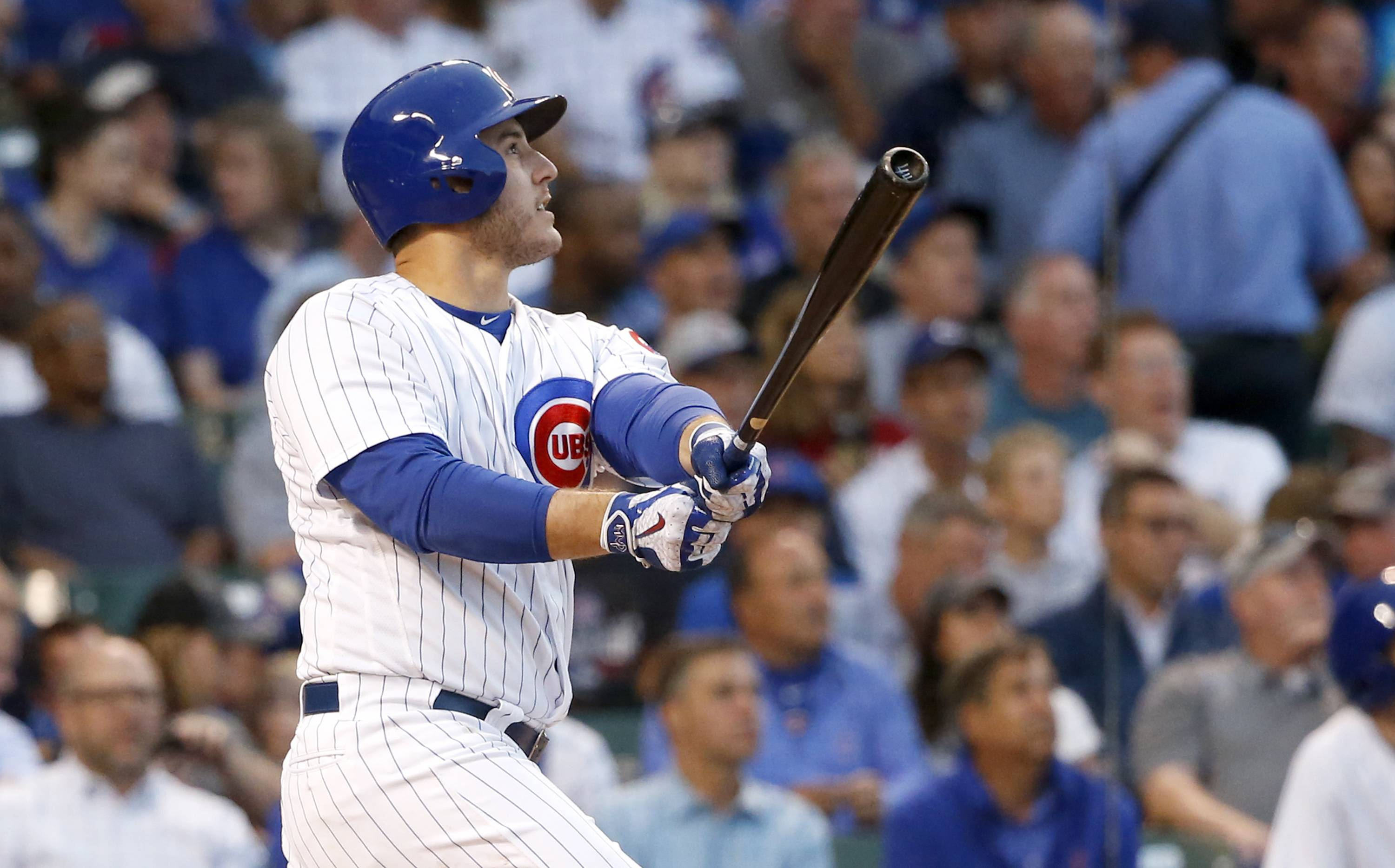 Will Rizzo in leadoff spot help Chicago Cubs rise above mediocrity?