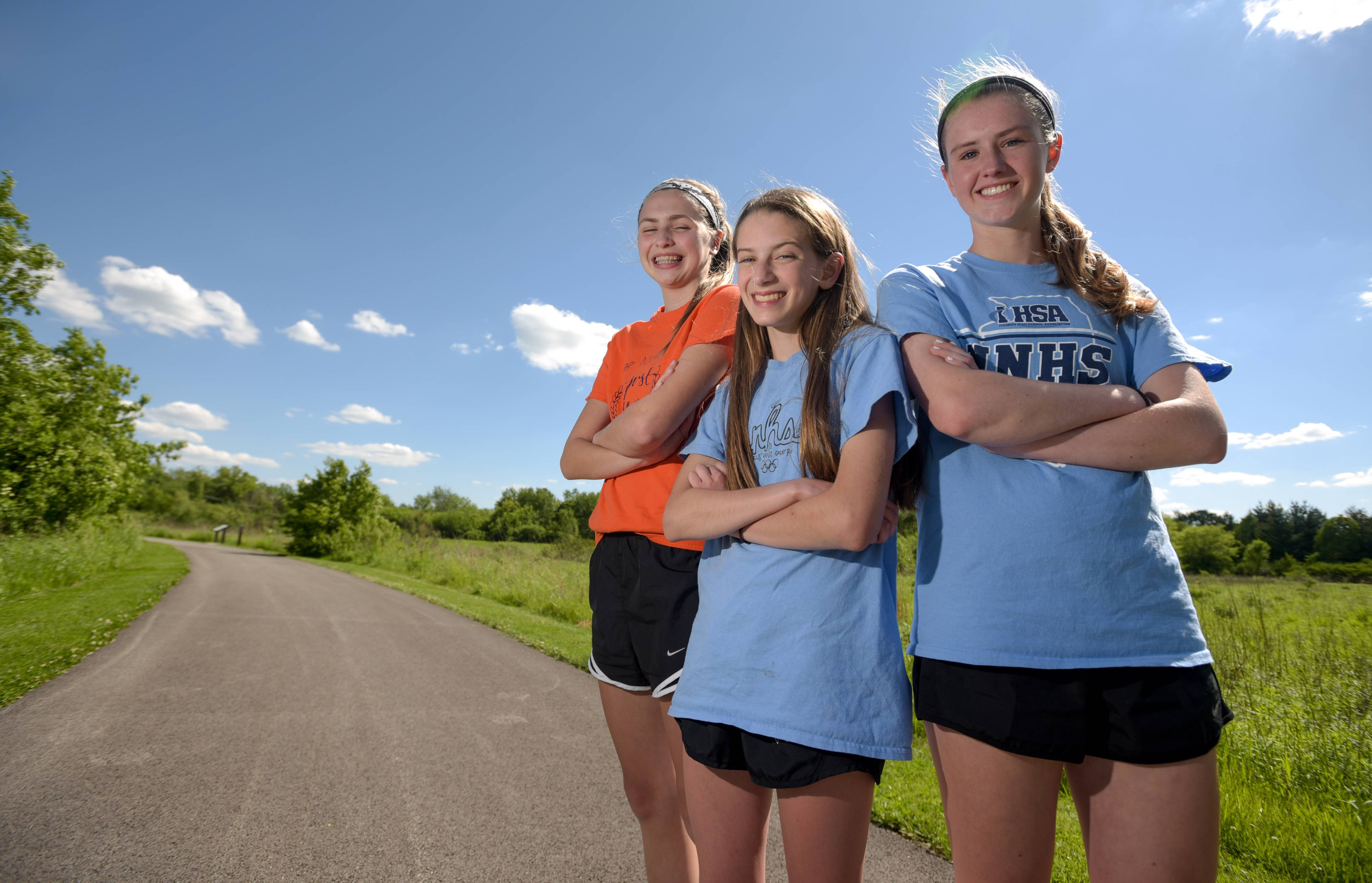 Naperville teammates planning 'RAGE' 5K against Celiac disease