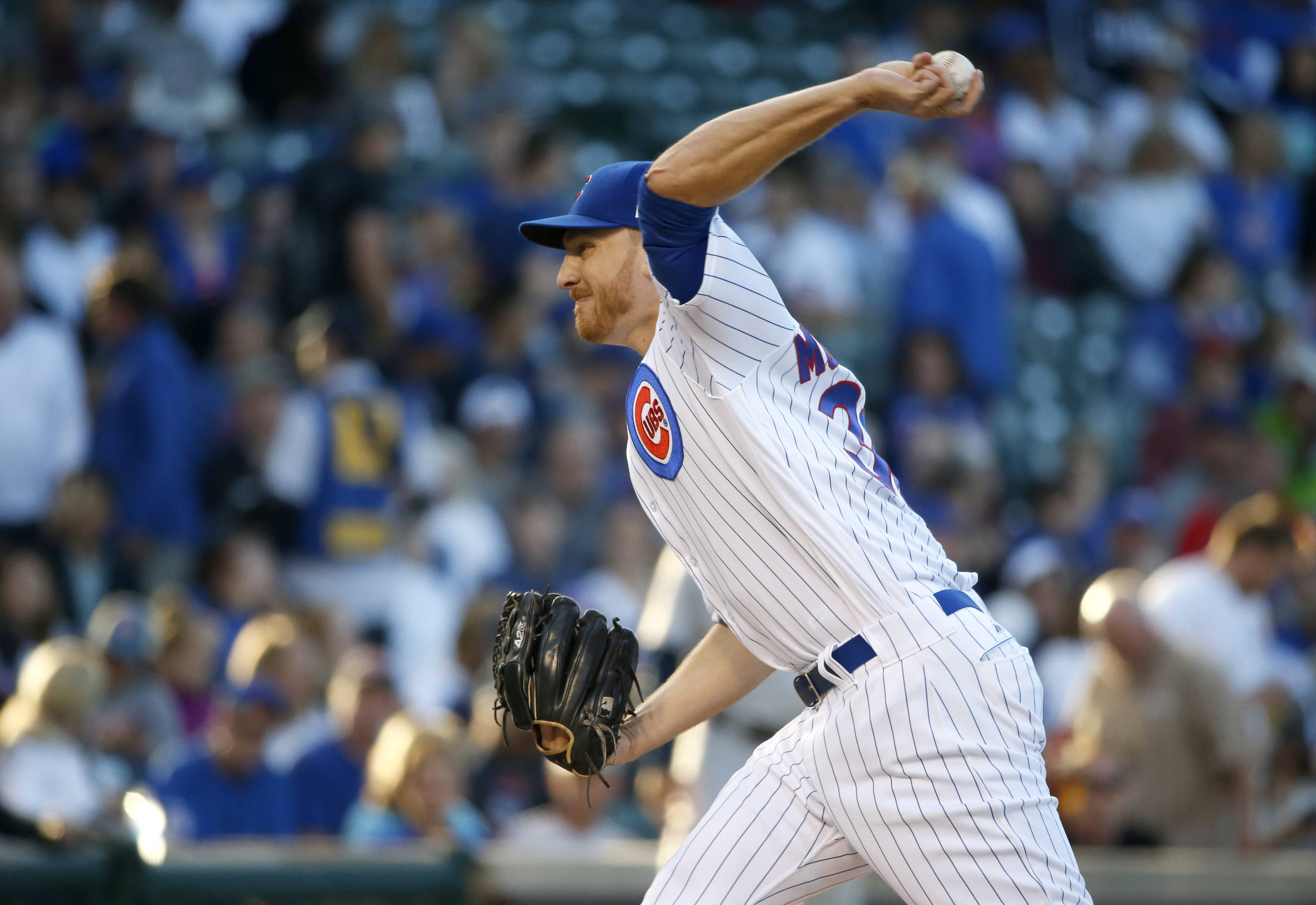 For Chicago Cubs, pitching a priority