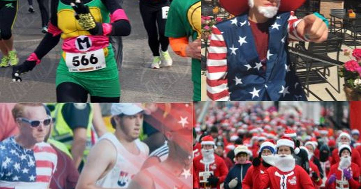 asm races have fun themes benefit charities