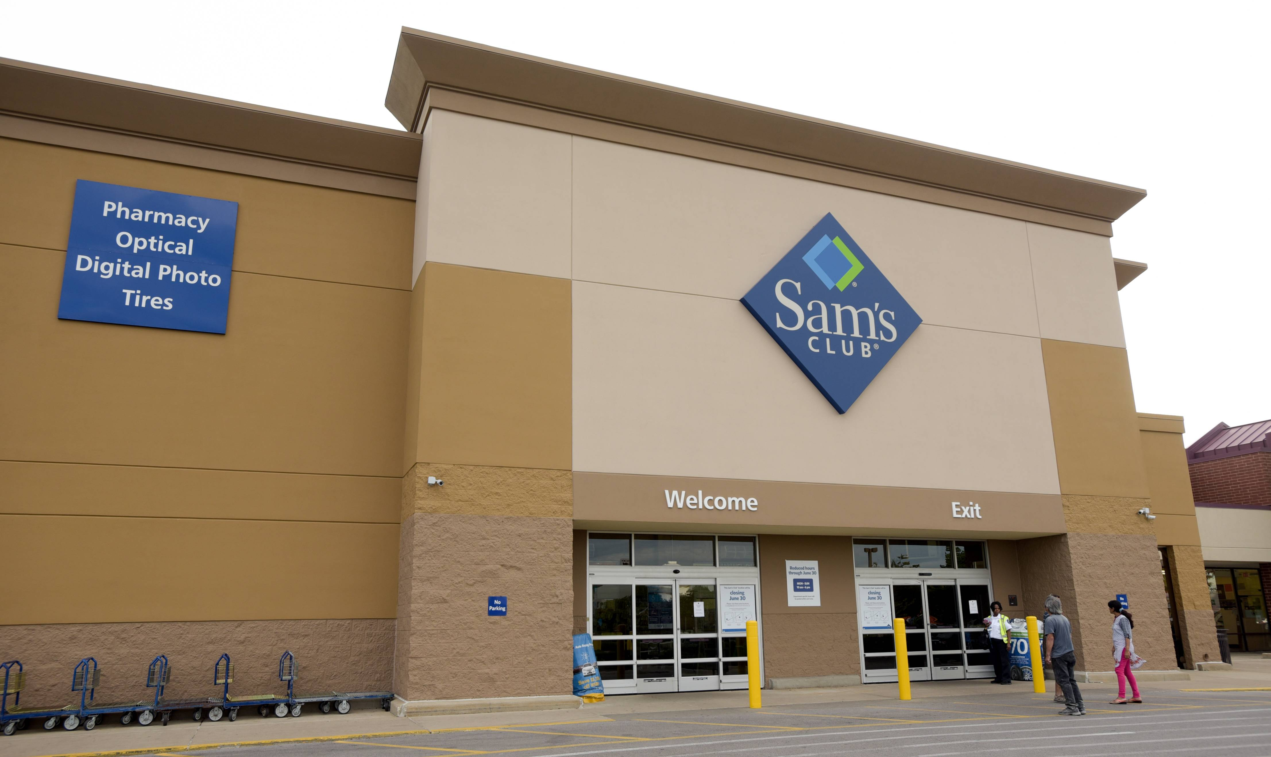 Woodridge officials said they learned only Wednesday that the Sam's Club in town was to close June 30.