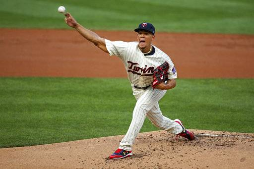 Berrios goes 8, Sano hits 18th as Twins beat White Sox 4-2