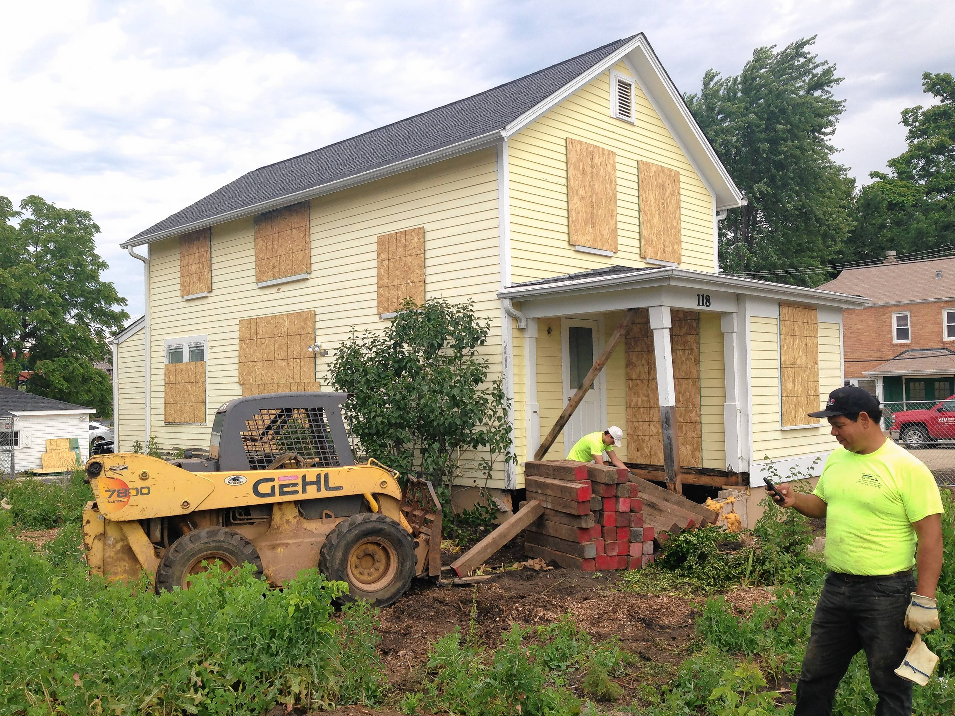 Barrington house from 1870s will be moved to Barrington Hills