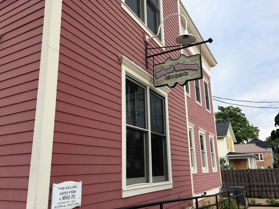 Moretti's Ristorante and Pizzeria plans to open in the former Wool Street Grill and Sports Bar near Barrington's Metra station. Restaurateur Mark Hoffmann bought the grill at 128 S. Wool St. and a historic house and land next door at 118 Wool. The house is to be moved next month to Barrington Hills instead of being torn down for a Moretti's parking lot.