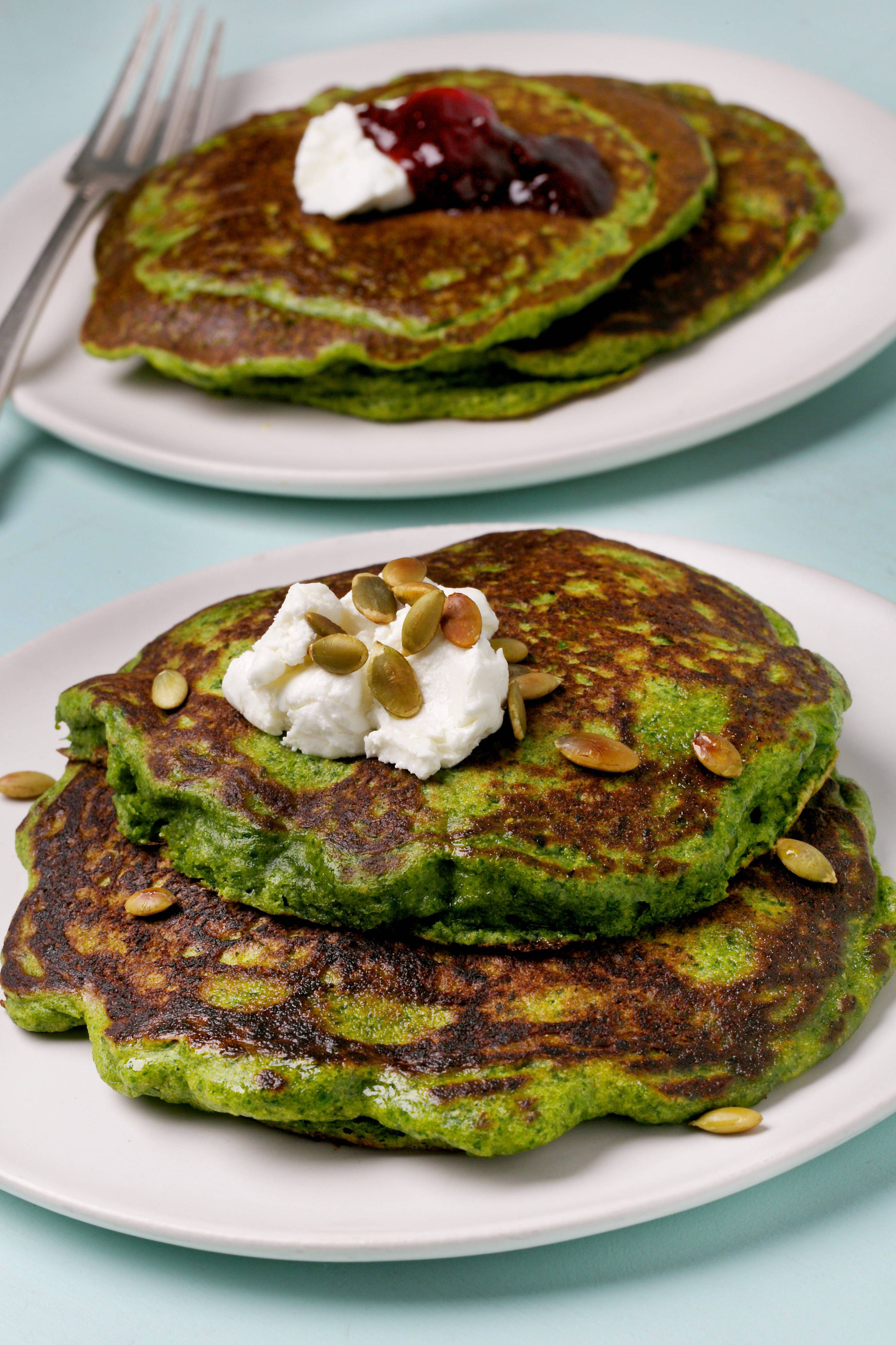 In defense of spinach pancakes: A recipe worth loving, unless you're an Internet troll