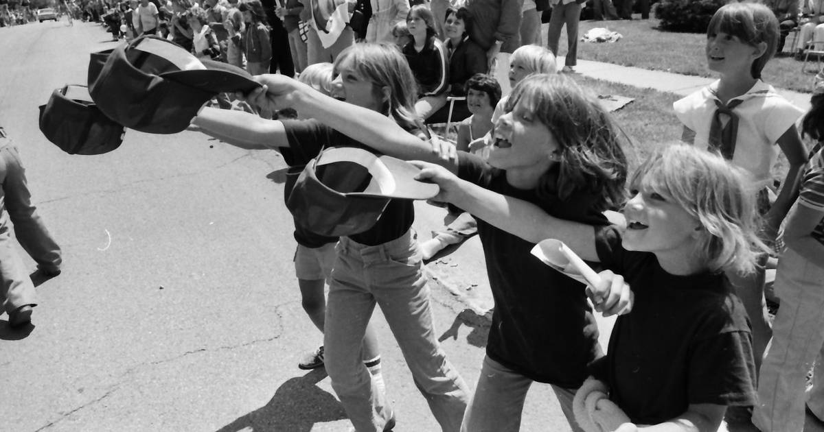 Images Tbt Gallery Looks Back At Fourth Of July In 1970s