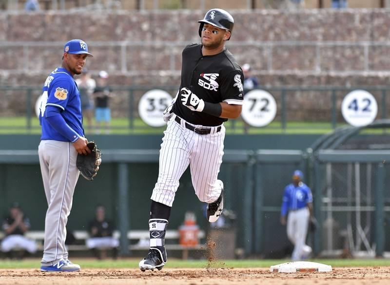 more photos 57e74 68a31 Future looking bright for 3 Chicago White Sox prospects