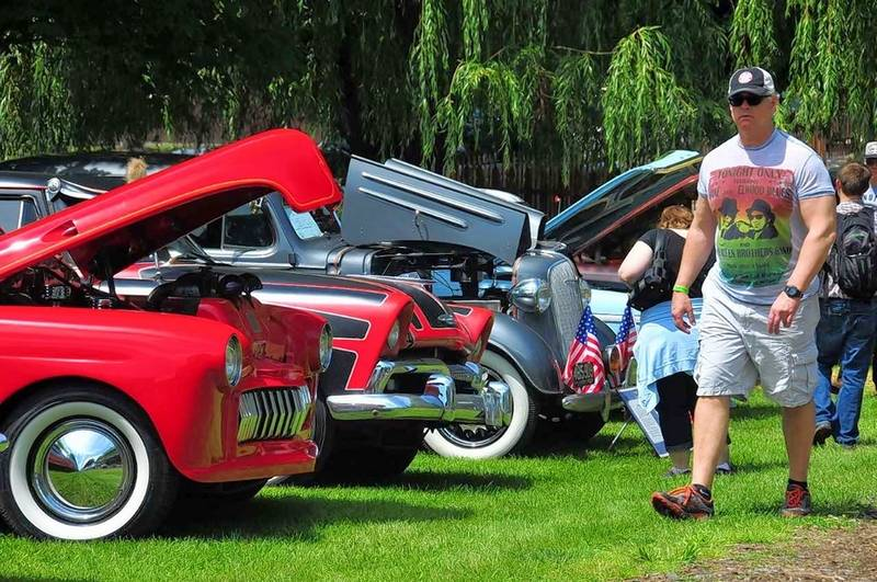 The fifth annual VooDoo A-Go-Go car show will be the last show held on the grounds of the Volo Auto Museum, 27582 Volo Village Road. Museum officials' expansion plans are behind the decision to end car shows, although twice annual car corrals are expected to continue.