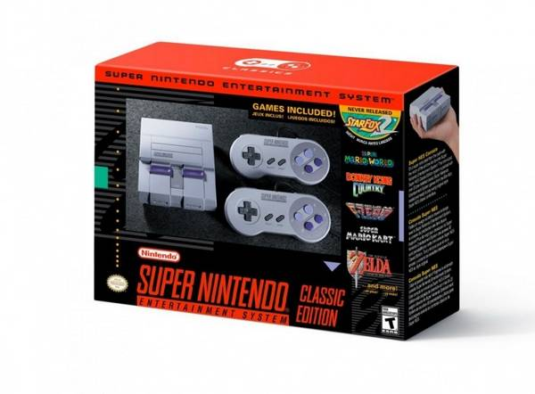 Nintendo will soon release a miniature version of its SNES home console, with preloaded fan